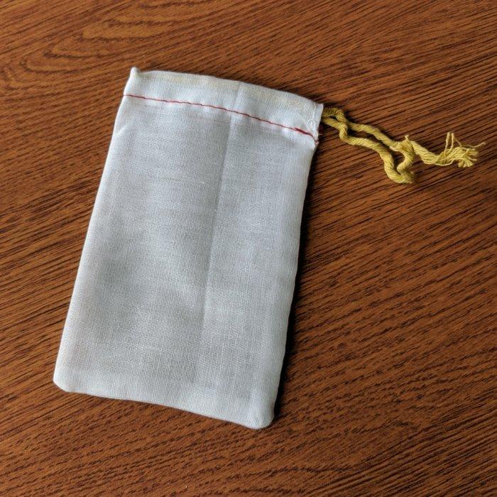 Muslin ABV Bag