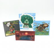 Crohnnabist UD Stickers