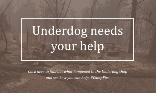 Underdog & the Paradise Camp Fire